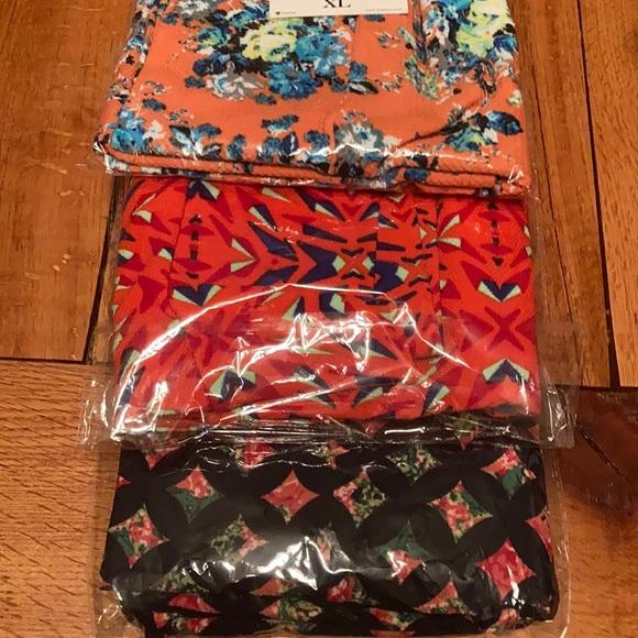 LuLaRoe Dresses & Skirts - Lularoe Cassie skirts
